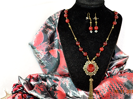 Bijoux,Foulard bijoux et Plus,plus,plus