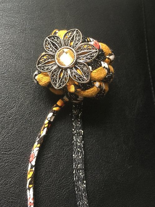 bijoux jaune moisson