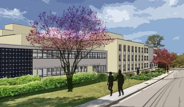 Hyattsville Residents Defend Local Modern Architecture