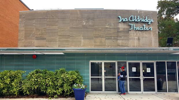 Docomomo DC Snapshot: Ira Aldridge Theater
