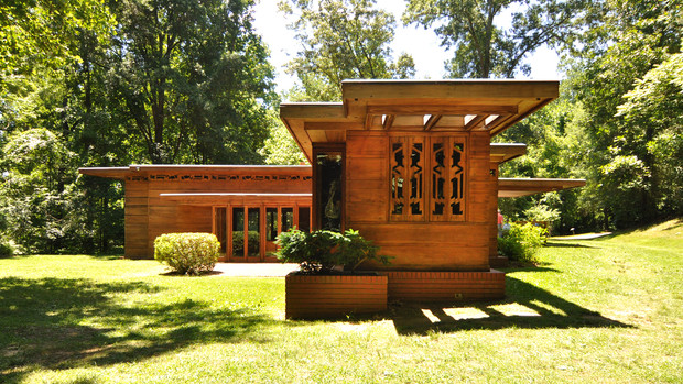 Pope-Leighey House to Celebrate Frank Lloyd Wright's Birthday, June 8th