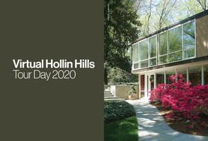 Virtual Hollin Hills Tour Day, Oct. 10