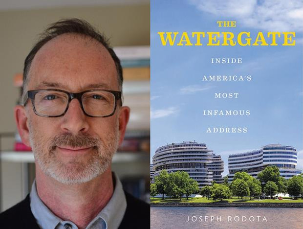Book Launch: The Watergate, by Joseph Rodota