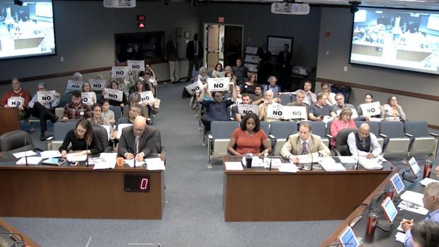 WSSC Building Success at Hyattsville City Council Vote