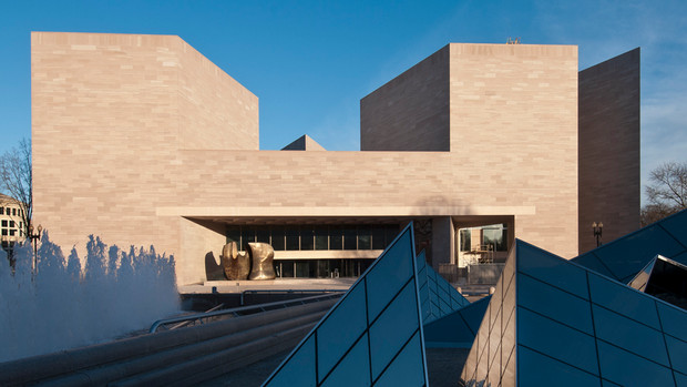 Celebrating I.M. Pei in Film: A Place to Be, Oct. 7