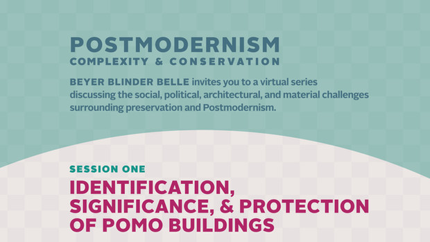 Beyer Blinder Belle to Host PoMoConvo, Dec. 9