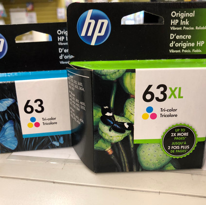 HP products-o-plenty