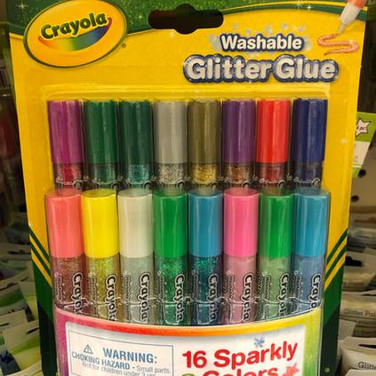 Crayola. Crayola. Crayola.
