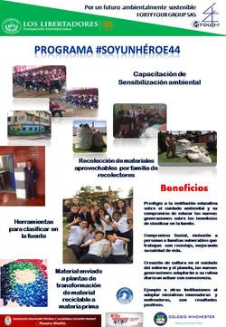 Programa Soyunhéroe44