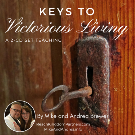 Keys To Victorious Living (2 Part Audio Download)