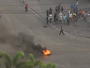 Haiti Situation - Direct Information