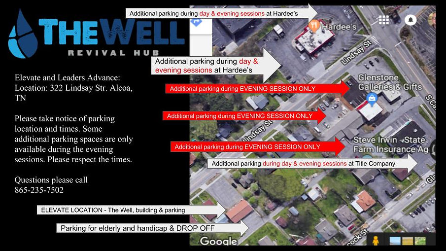 The Well Parking
