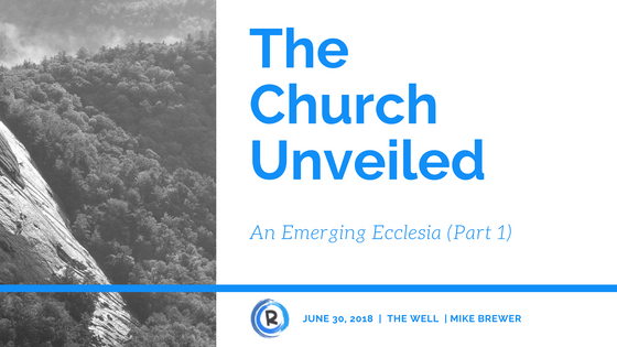The Church Unveiled - An Emerging Ecclesia