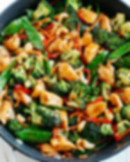Refuse To Do Nothing, FARE, Food Awareness, Donations, Fundraisin, Nonprofit, Non Profit, Cashew Chicken Stir Fry