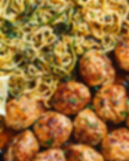 ood Awareness, Donations, Fundraisin, Nonprofit, Non Profit, Garlic Butter Turkey Meatballs