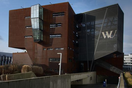 Campus WU - Department 1 & Teaching Center (D1&TC)