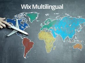 אתר מולטילינגוואל בוויקס | Wix Multilingual