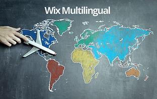 אתר דו-לשוני בוויקס | Wix Multilingual