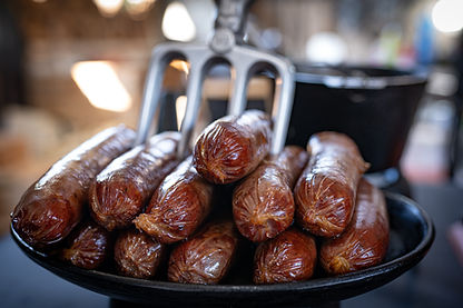נקניקיות קולגן | sinnersMeat | מוצרי בשר איכותיים אונליין