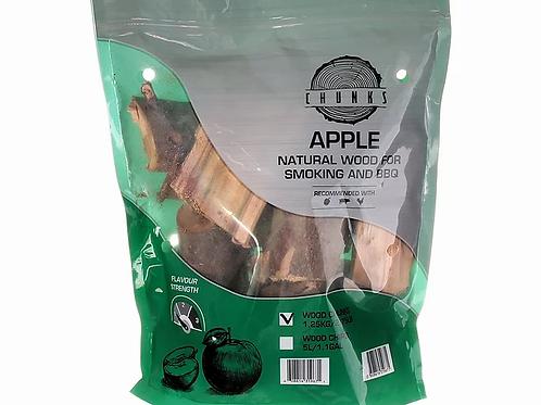 צ'אנקים תפוח