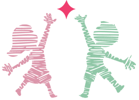 לוגו לדבר עם ילדים | חן קלימיאן