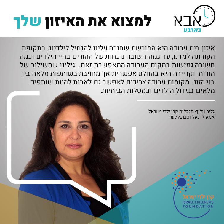 גליה וולך - מנכלית קרן ילדי ישראל.png