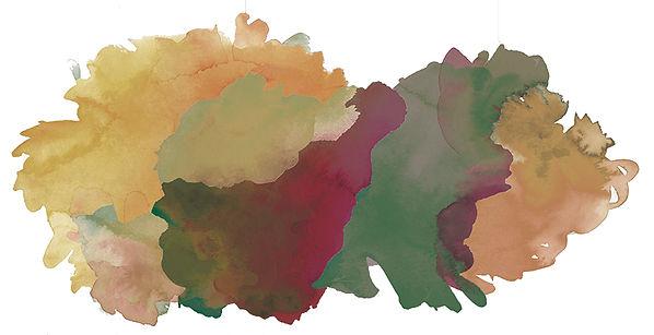 עצמאות עם משמעות - רקע עננים בצבעי צבא