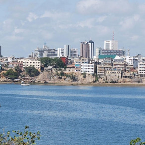 Mombasa by day