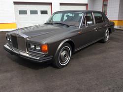 1984 Rolls Royce Silverspur