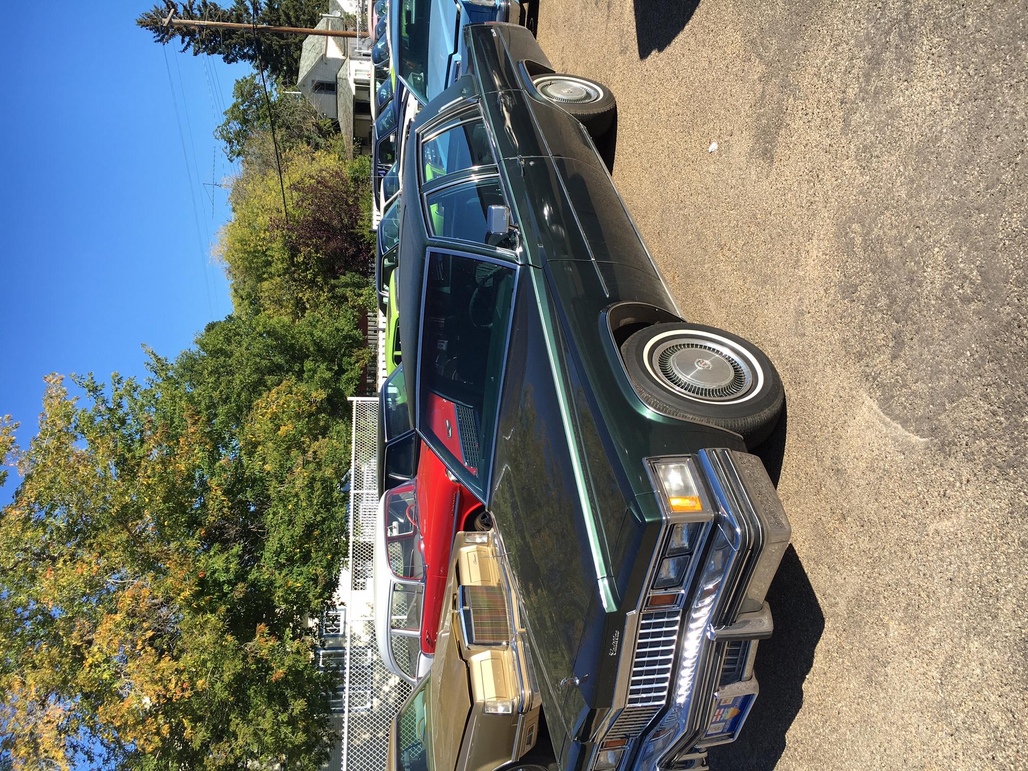 1978 Cadillac D'Elegance