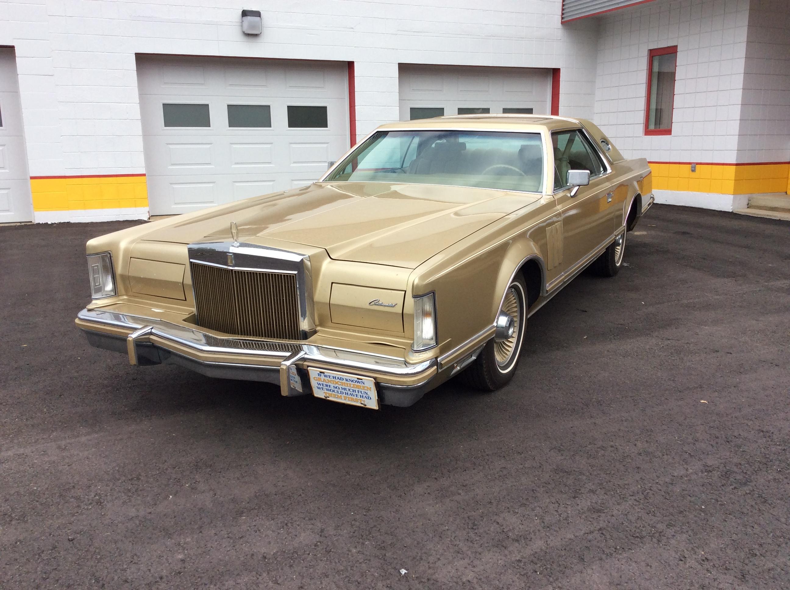 1978 Lincoln Mark V