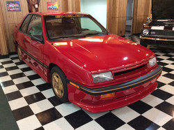 1989 Dodge Shadow Shelby CSX