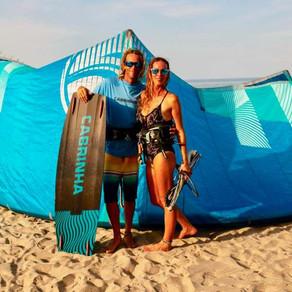 Kite Surf - Lake Turkana