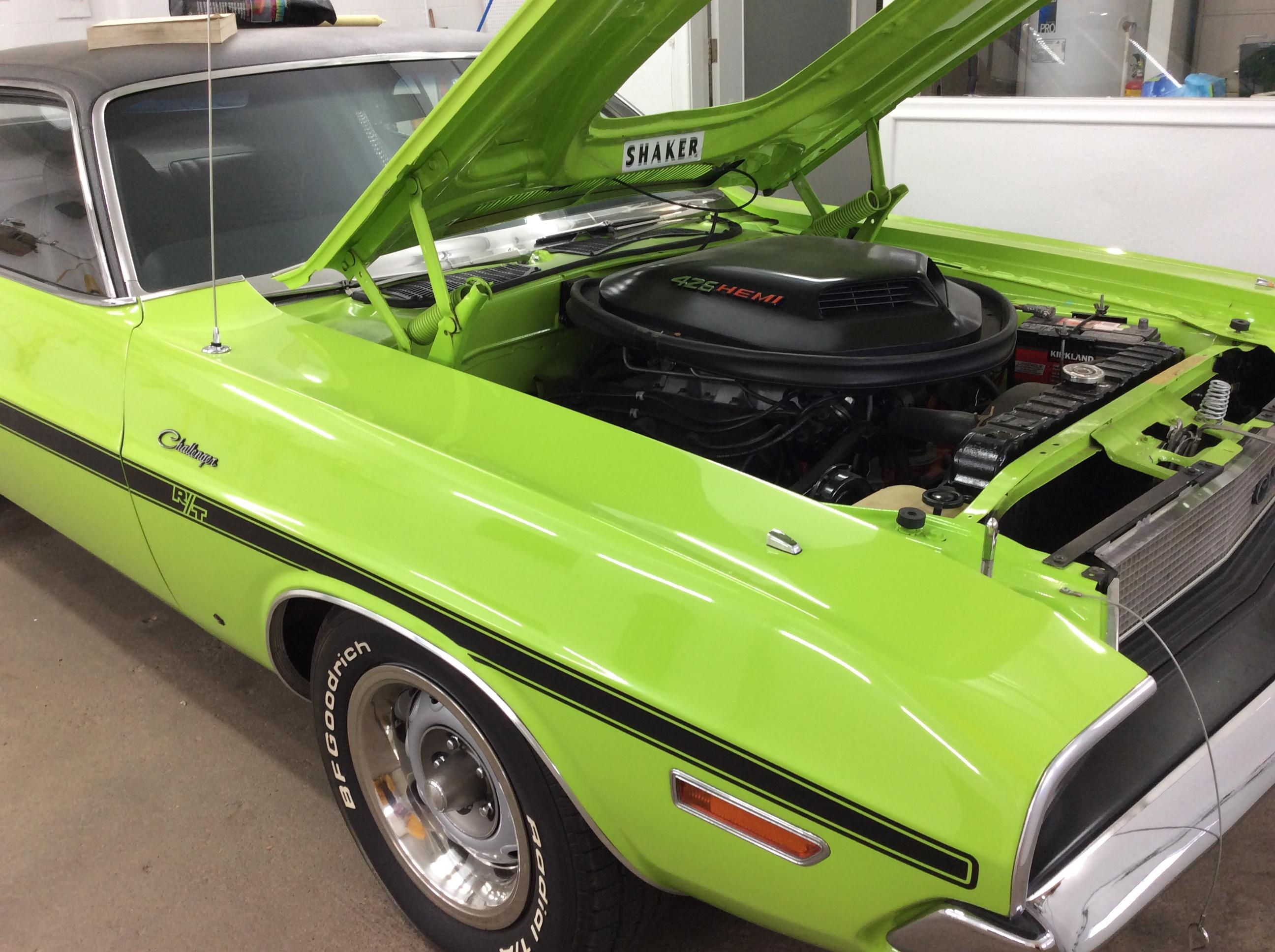 1970 Challenger RT