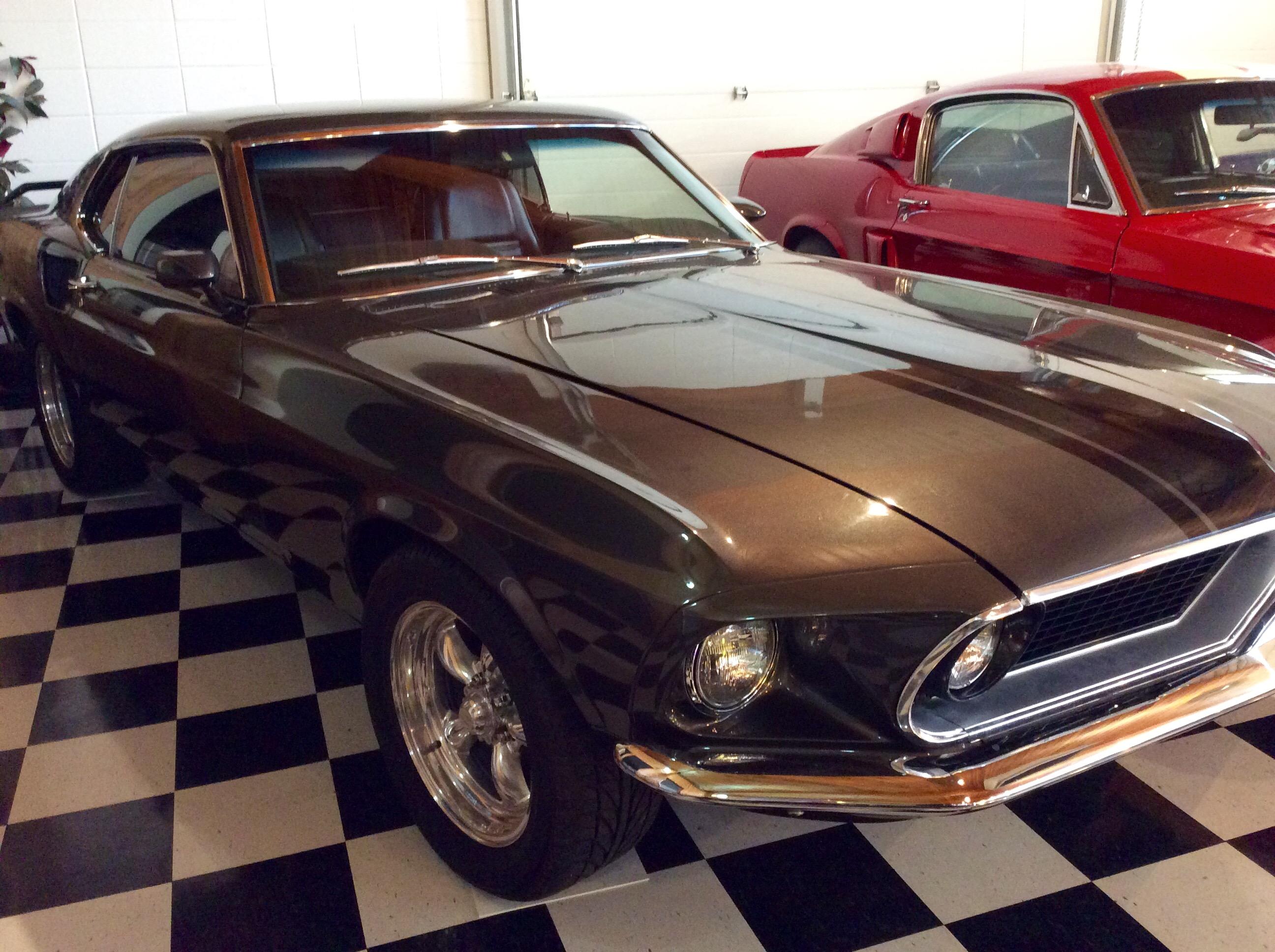 1969 Mustang Mach 1 Custom