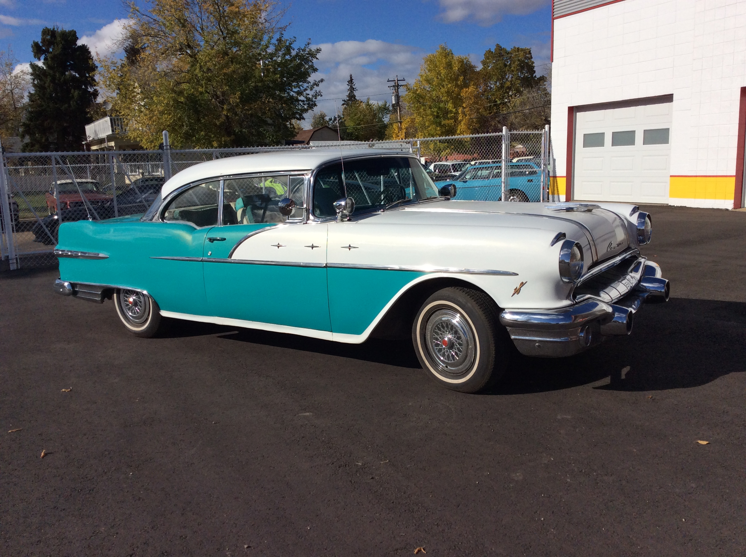 1956 Pontiac Starchief