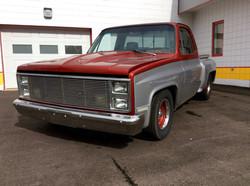 1983 Chevy Shorbox Custom