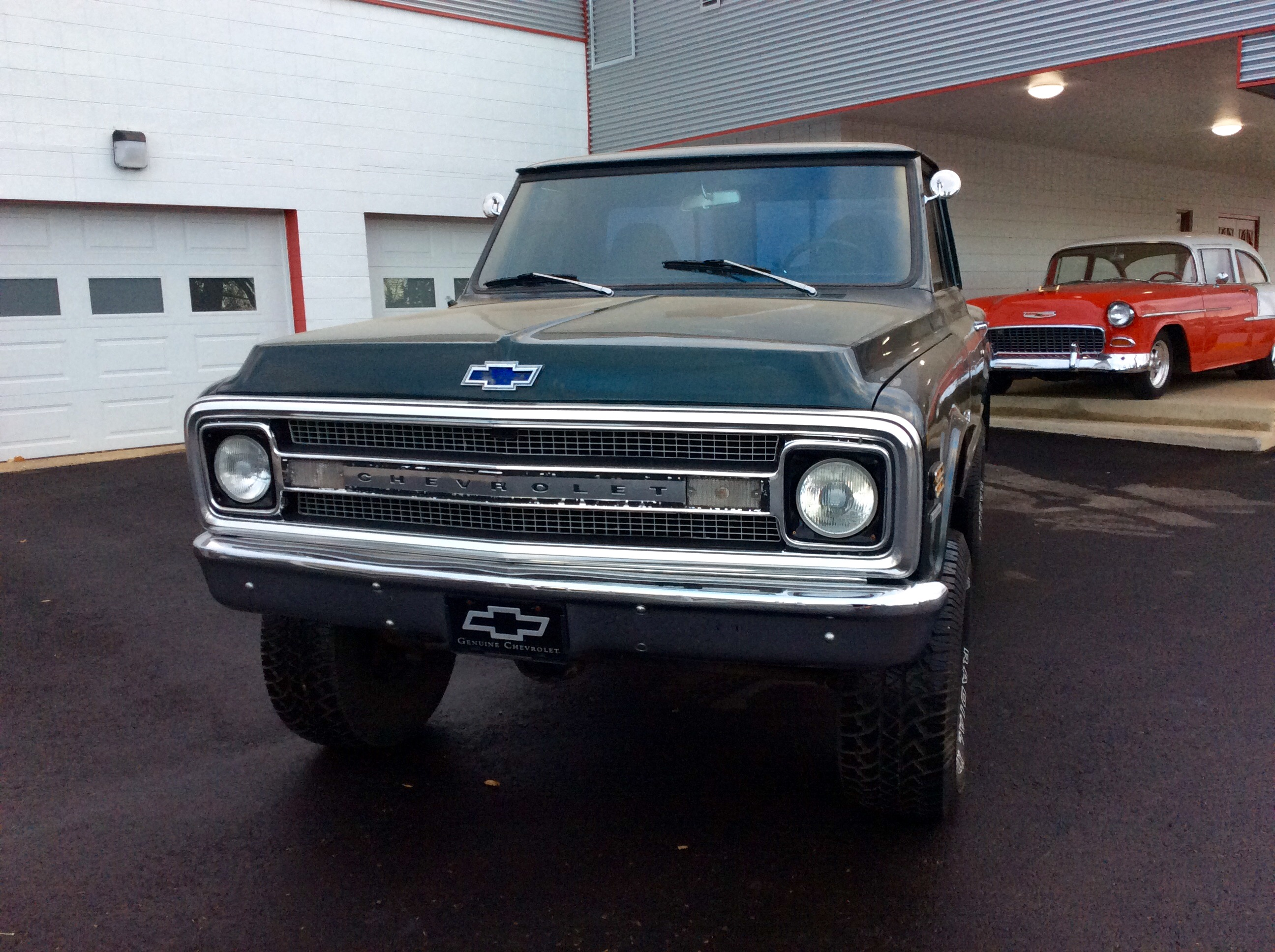 1967 Chevrolet Pickup Homebuild