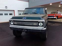 1967 Chevrolet Pickup Homebuild