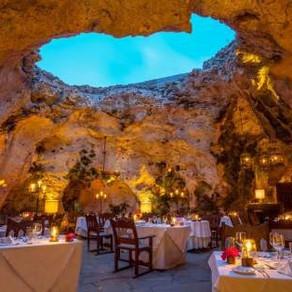 Ali Barbours Cave Restaurant
