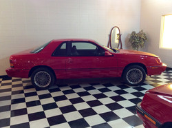 1992 Chrysler LeBaron GTC