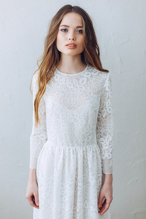 Платье D0117