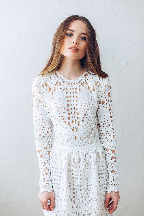 Платье D0119