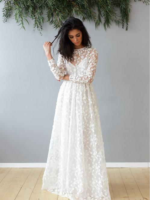 Платье D0086