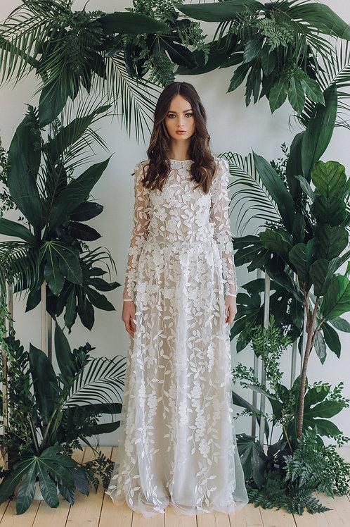 Платье D0107