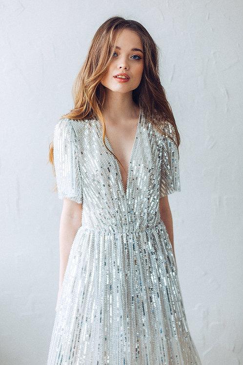 Платье D0121