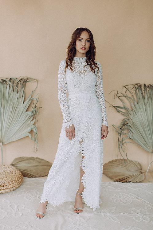 Платье D0125