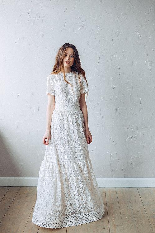 Платье D0115
