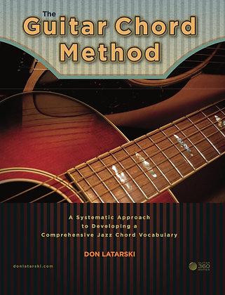 Guitar Chord Method