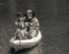 Kayak, Don & video gear B-W 6.jpg